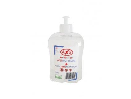 AXG dezinfekční gel s pumpičkou 500ml