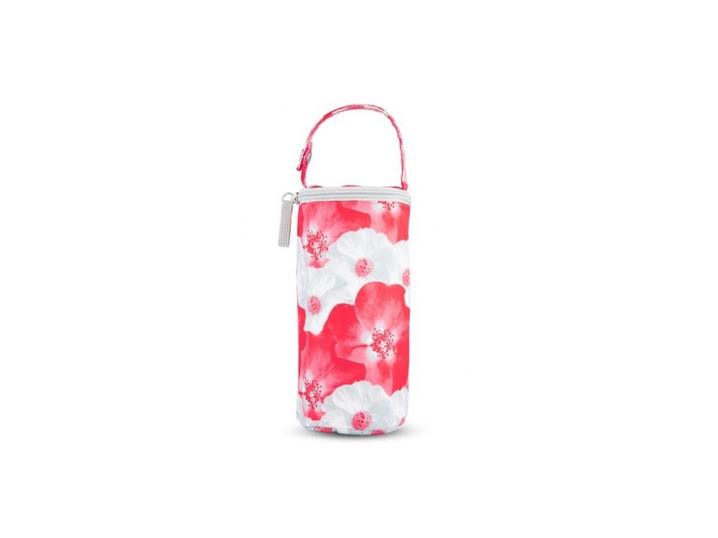 Canpol babies Termoobal na kojeneckou láhev - Květinky