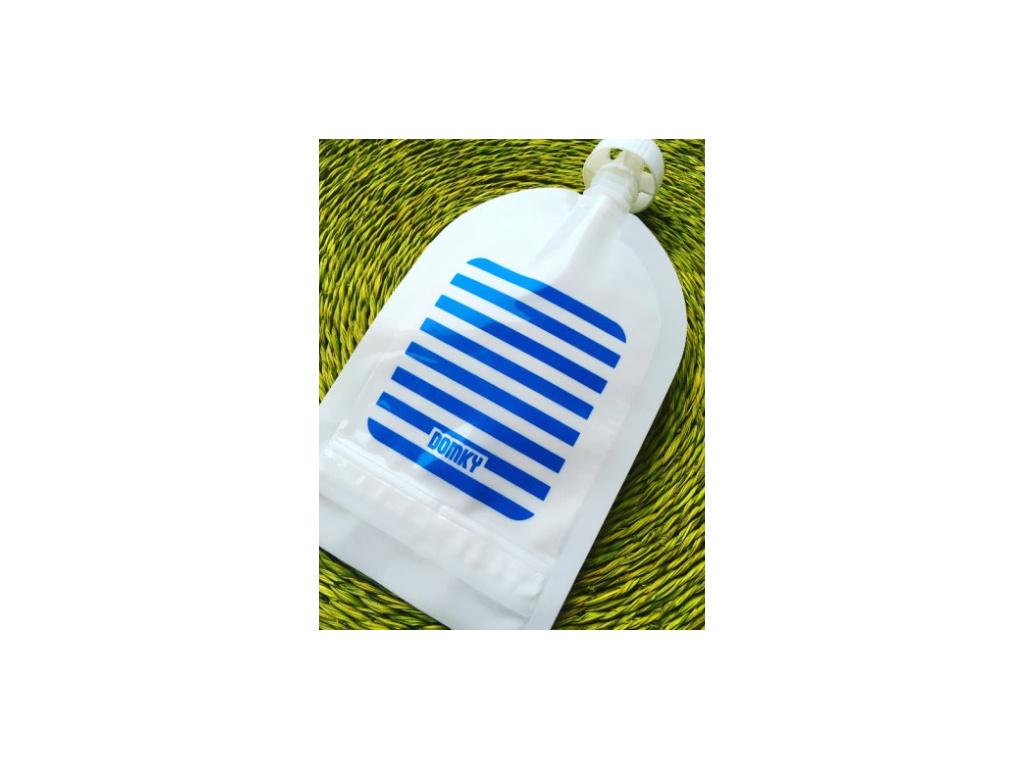 Domky Klasická plnitelná kapsička, 140 ml - Námořník - 1 ks