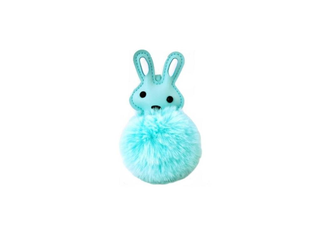 Adam toys, Klíčenka s bambulkou - králíček