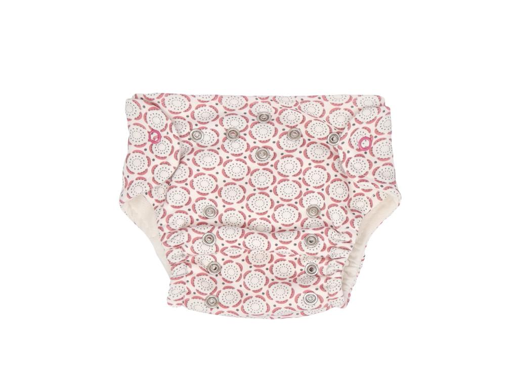 Mamatti Látková plenka EKO sada - kalhotky + 2 x plenka, vel.