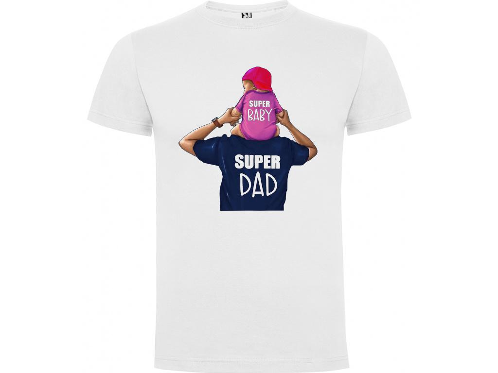 Pánské tričko - Superdad 2