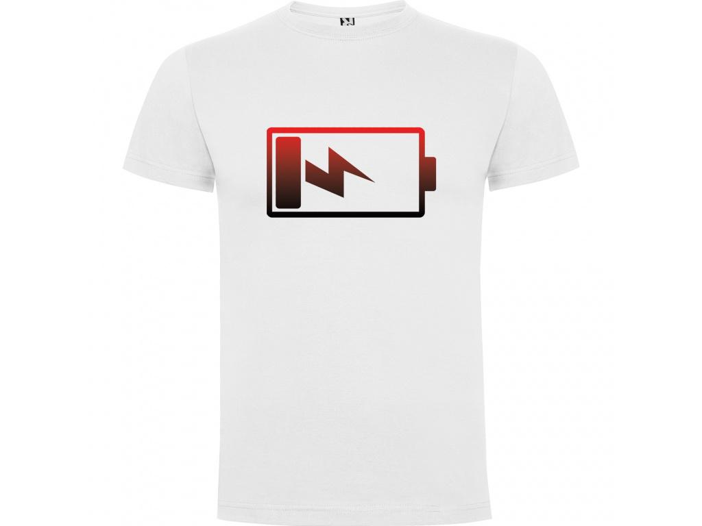 Pánské tričko Dogo premium bíle