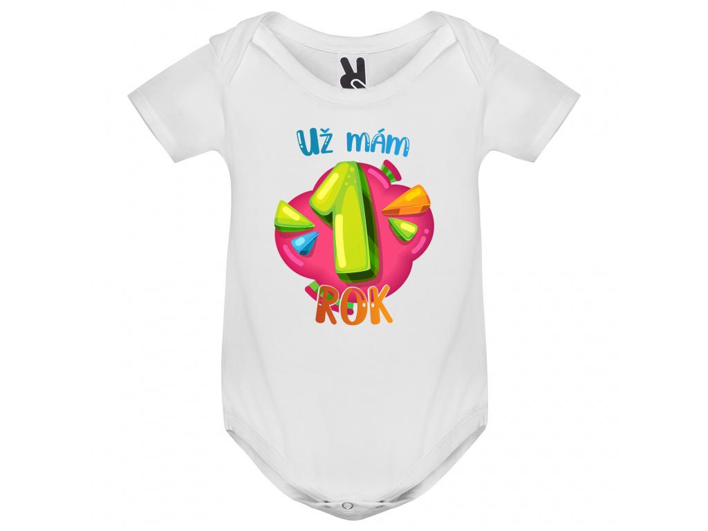Dětské body - Už mám jeden rok 2