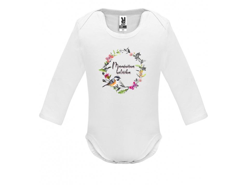 Dětské body -  Maminčina holčička