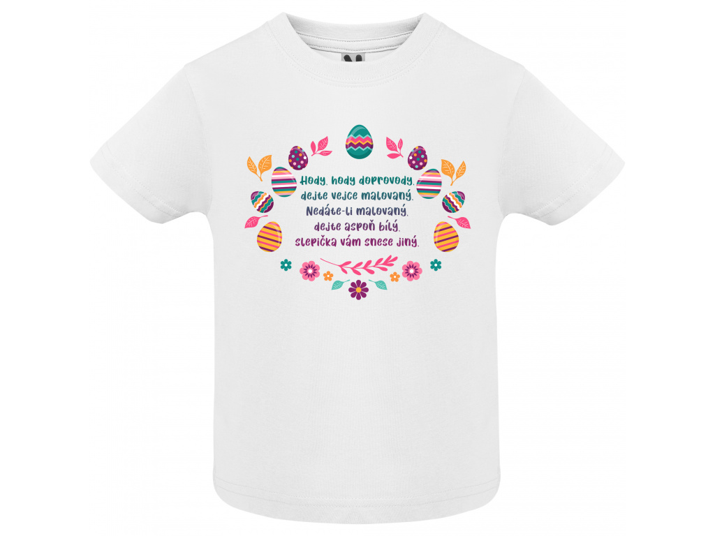 Dětské tričko - Hody, hody doprovody