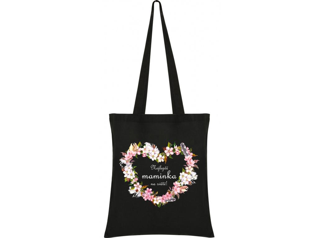Látková taška - Nejlepší maminka na světě