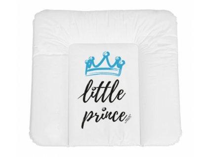 NELLYS Přebalovací podložka, měkká, Little Prince, 85 x 72cm, bílá