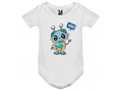 Dětské body - Robot