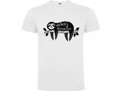 Pánské tričko - Velkej lenochod