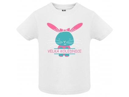 Dětské tričko - Velká kolednice