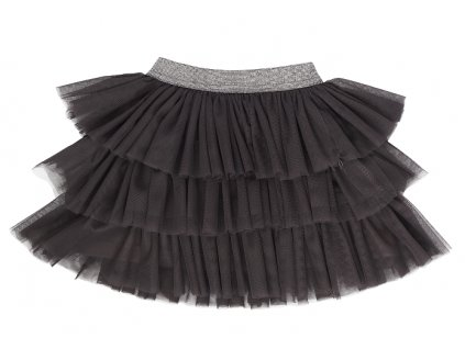Mamatti Kojenecká tylová sukně Rozeta, tm.