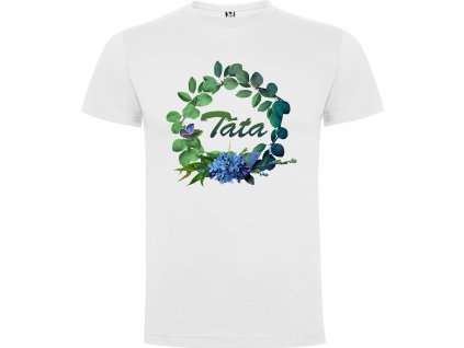 Pánské tričko - Táta věnec