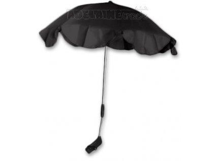Baby Nellys Slunečník, deštník univerzální do kočárku - černý