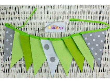 Ozdobná girlanda Baby Nellys ®- č. 16