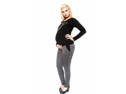 Těhotenské kalhoty Be MaaMaa