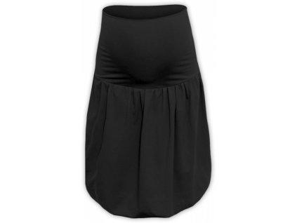 JOŽÁNEK Balónová sukně - černá