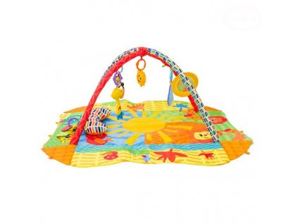 Euro Baby Hrací deka - Zvířátka/safari