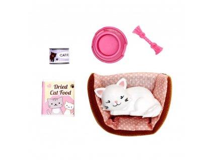 Lottie Kočička Pandora s doplňky