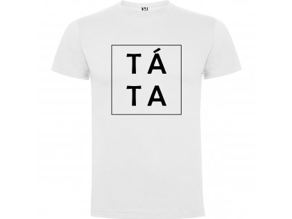 Pánské tričko - TÁTA