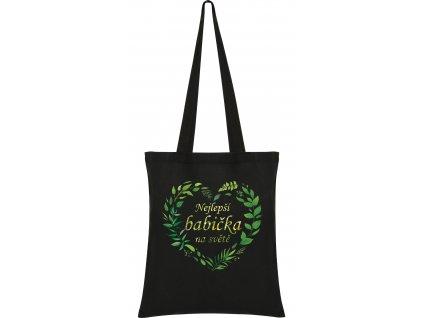 Látková taška - Nejlepší babička na světě