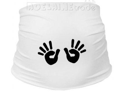 Mamitati Těhotenský pás s ručičkami, vel.