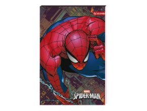 Notes A6 Spider-man, 30 listů