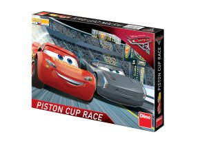 hra Cars 3 - Piston Cup Race