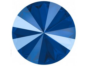 Crystals Swarovski® RIVOLI 14 mm, ROYAL BLUE