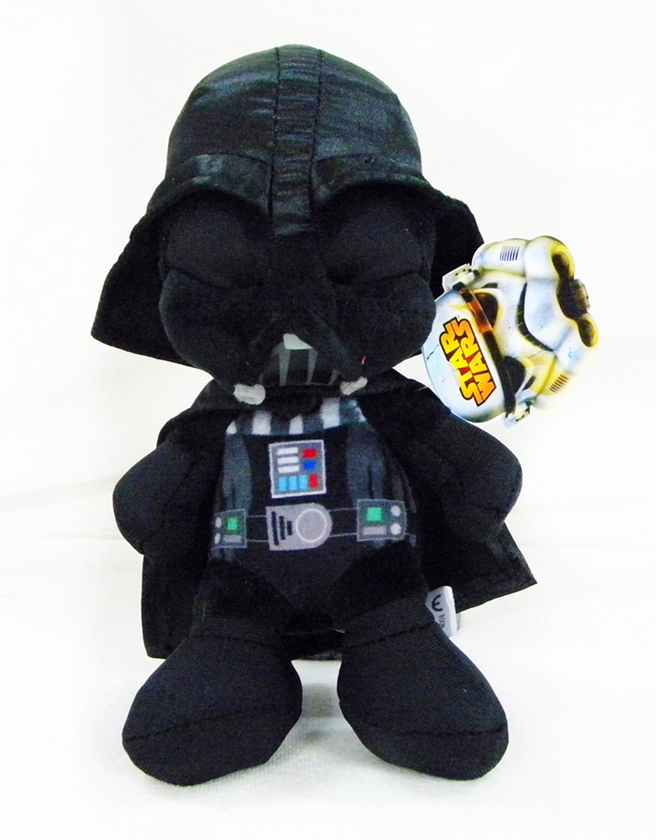ADC Blackfire plyšová figurka STAR WARS Darth Vader, 17 cm