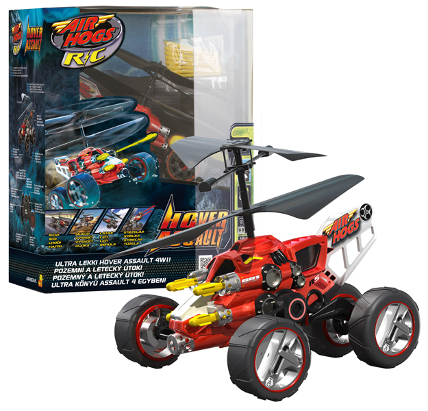 COBI AIR HOGS Hover Assault R/C