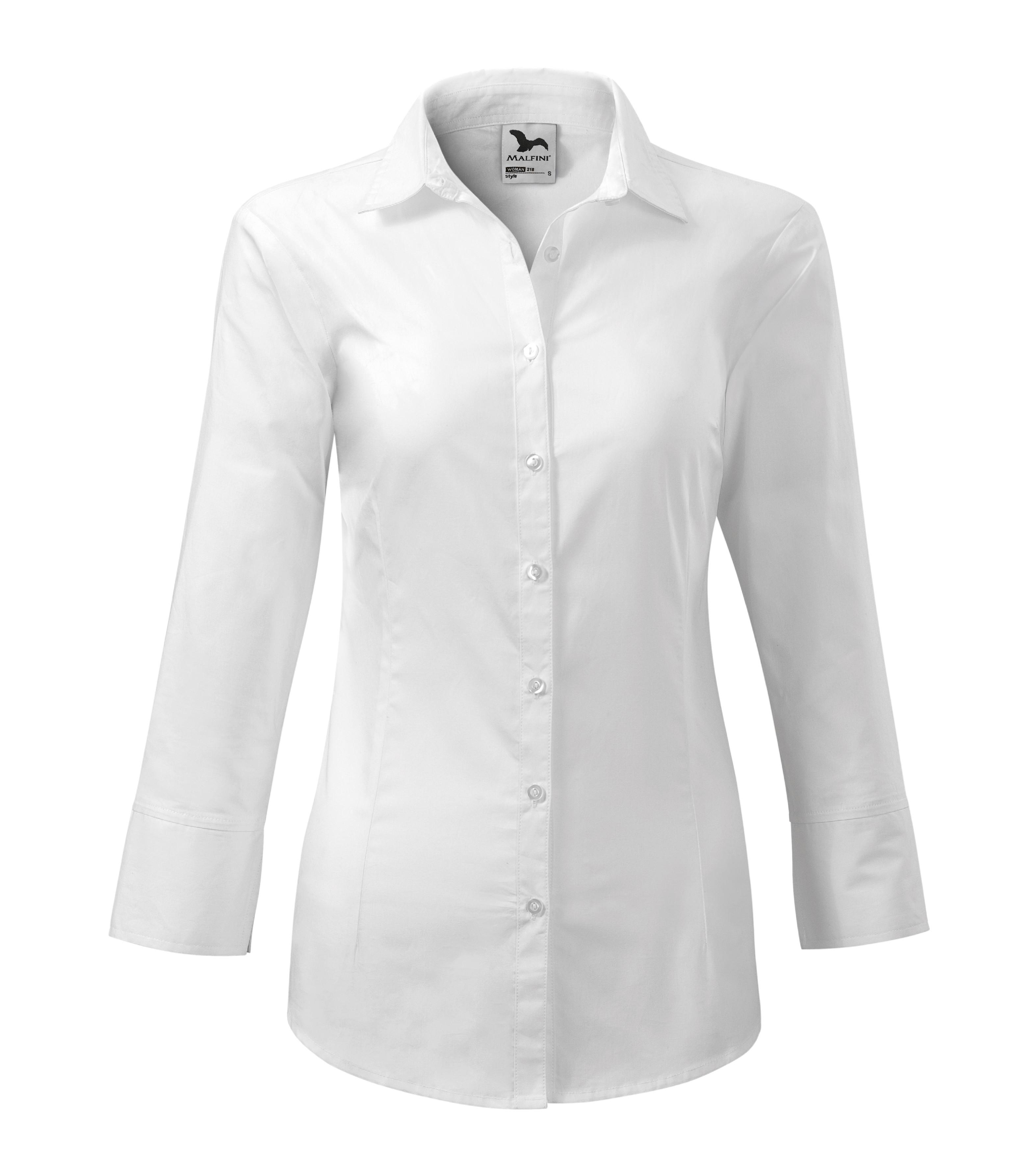 f3d3dbcf64c7 Košile dámská Style Barva  Bílá