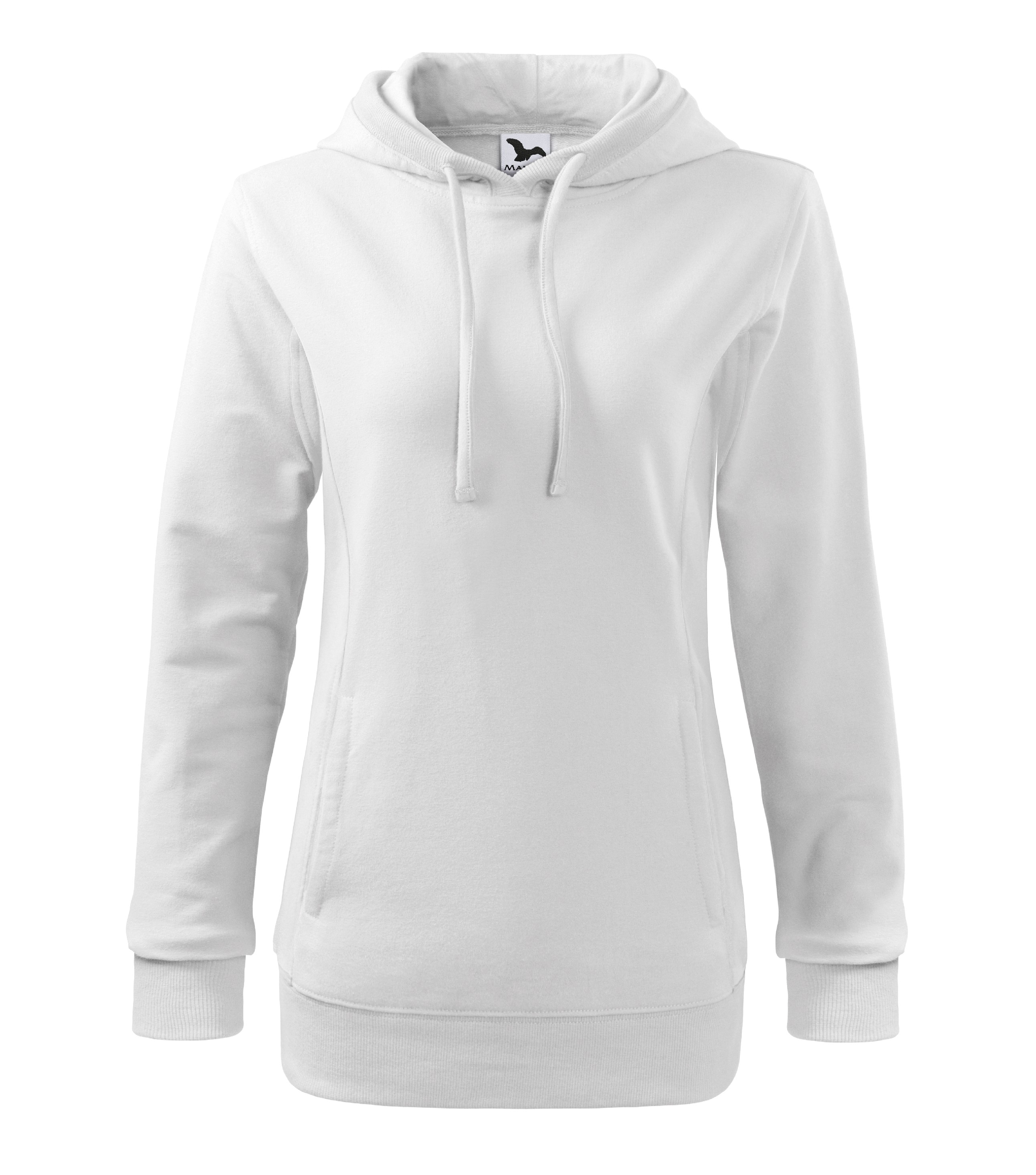 Mikina dámská Kangaroo Barva  bílá bílá 9a54d533ca