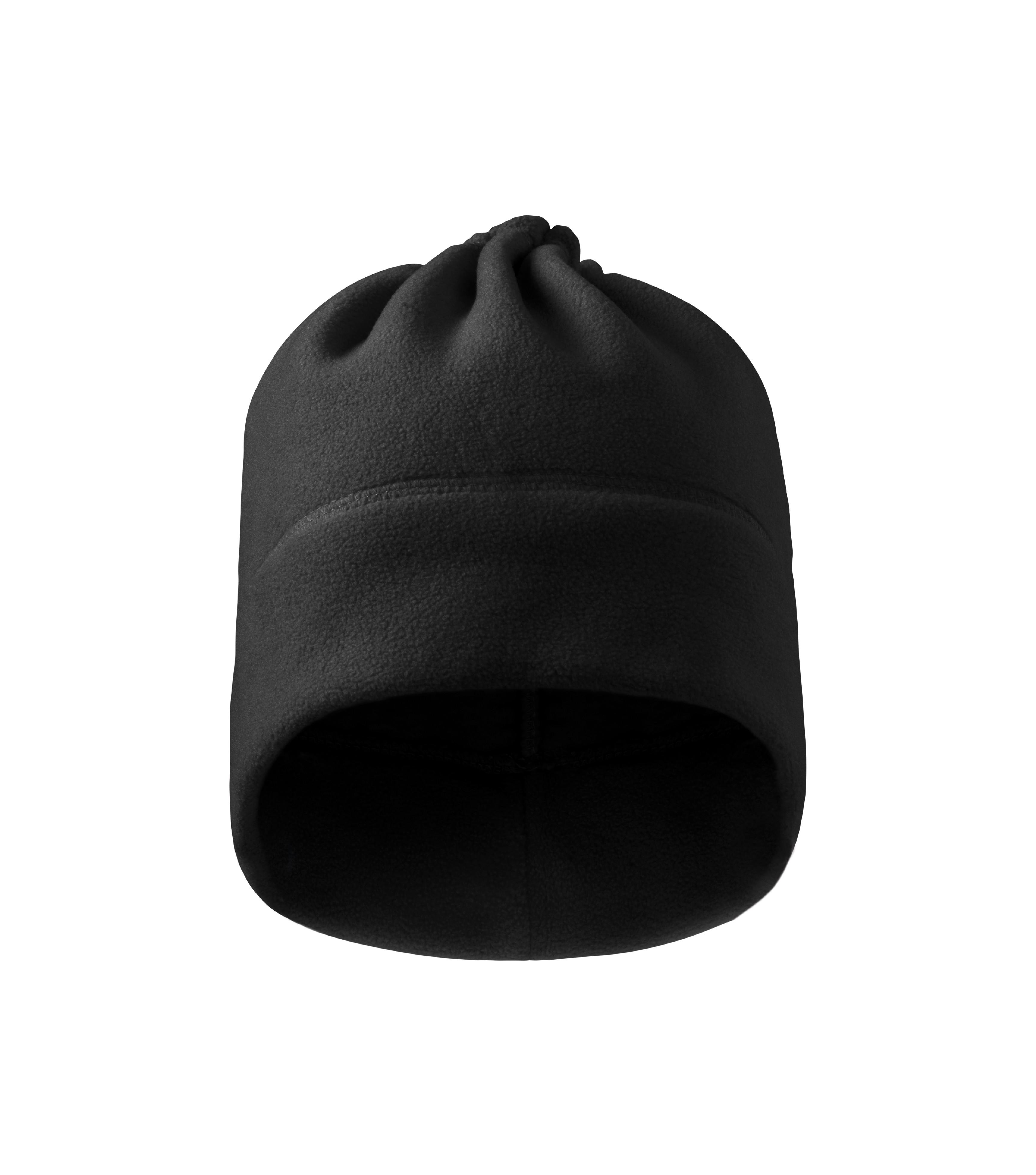 Fleece čepice unisex Practic Barva: černá, Velikost: uni
