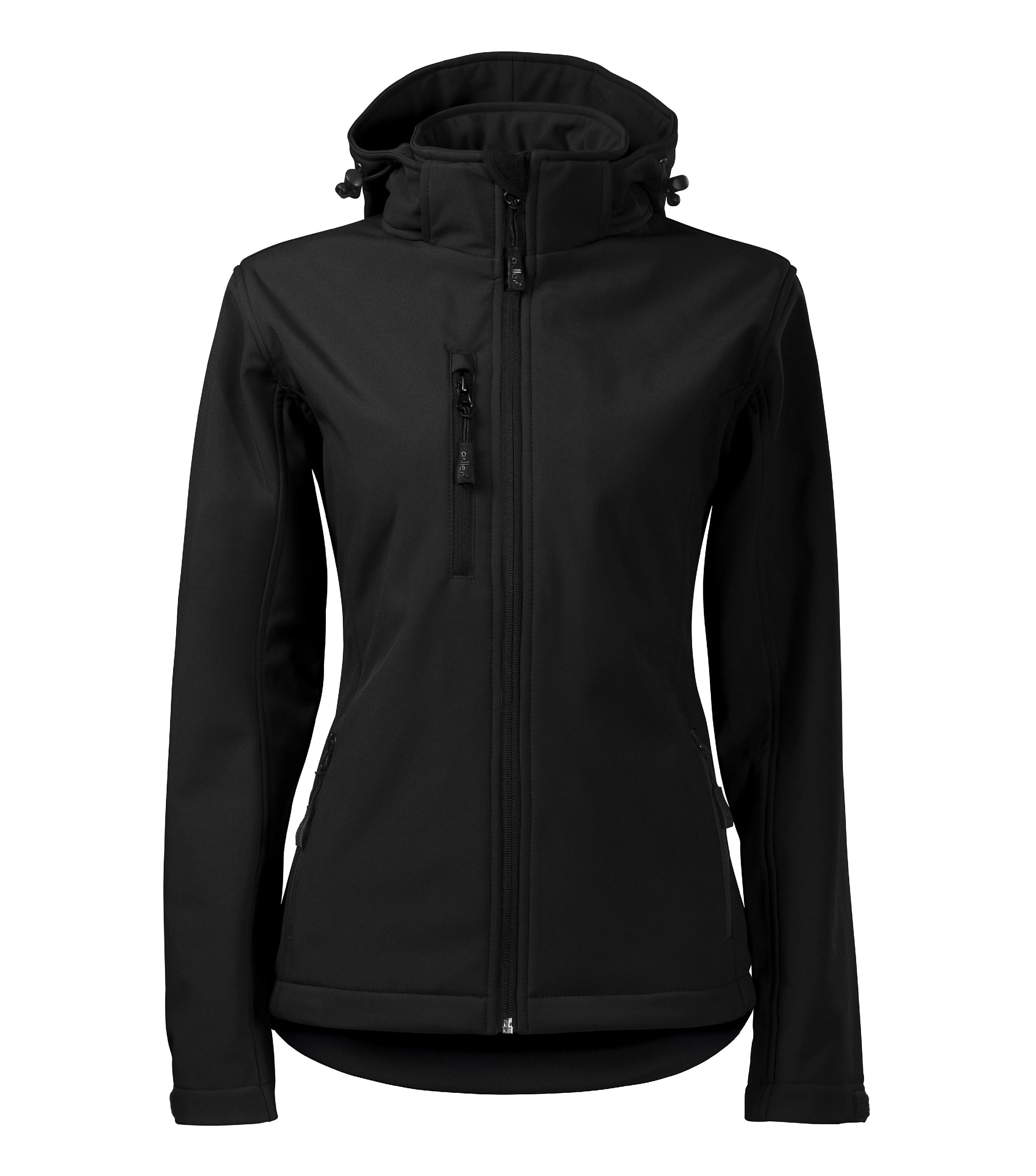 Softshellová bunda dámská Performance Barva: černá, Velikost: M