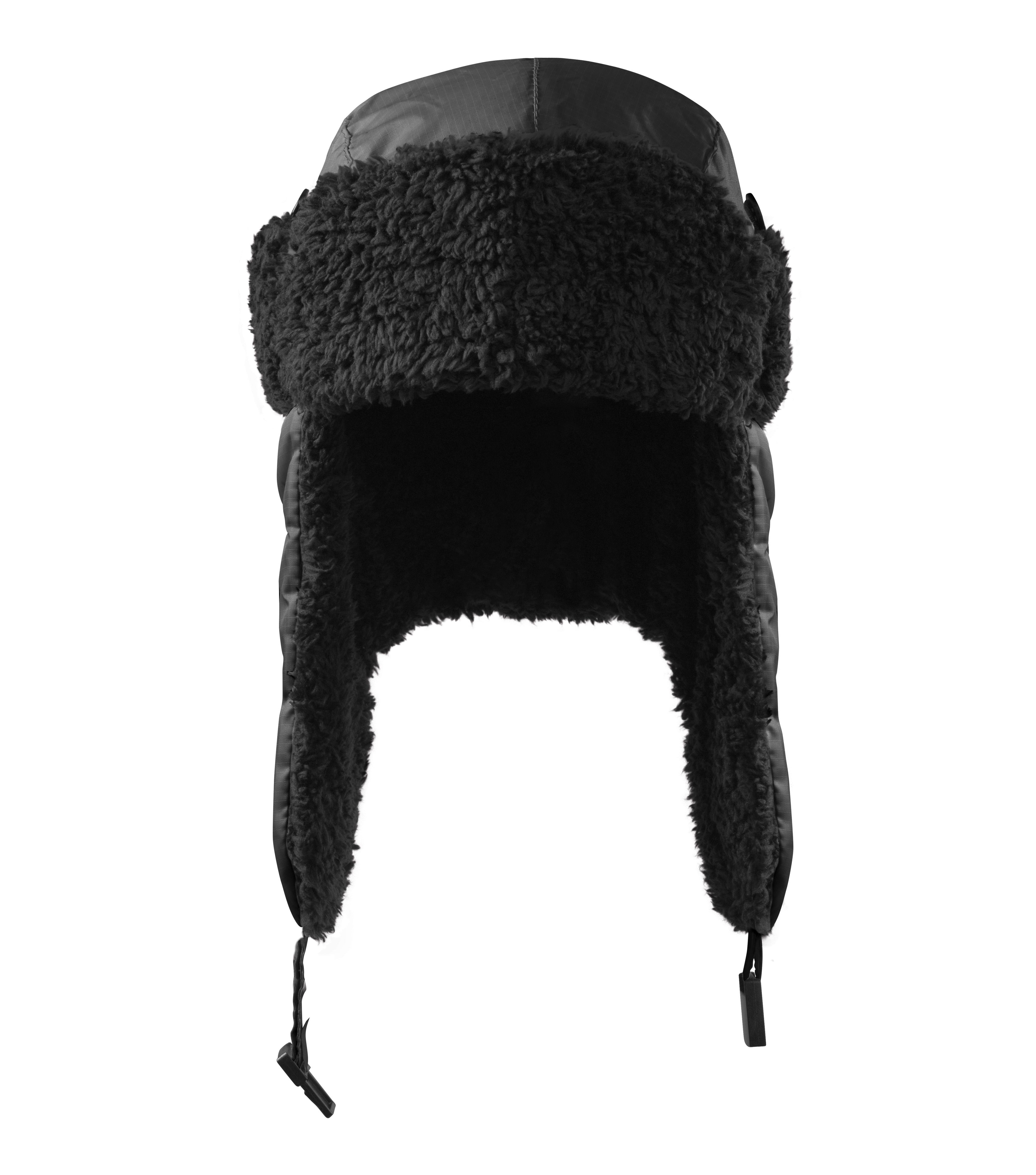 Čepice unisex Furry Barva: černá, Velikost: S