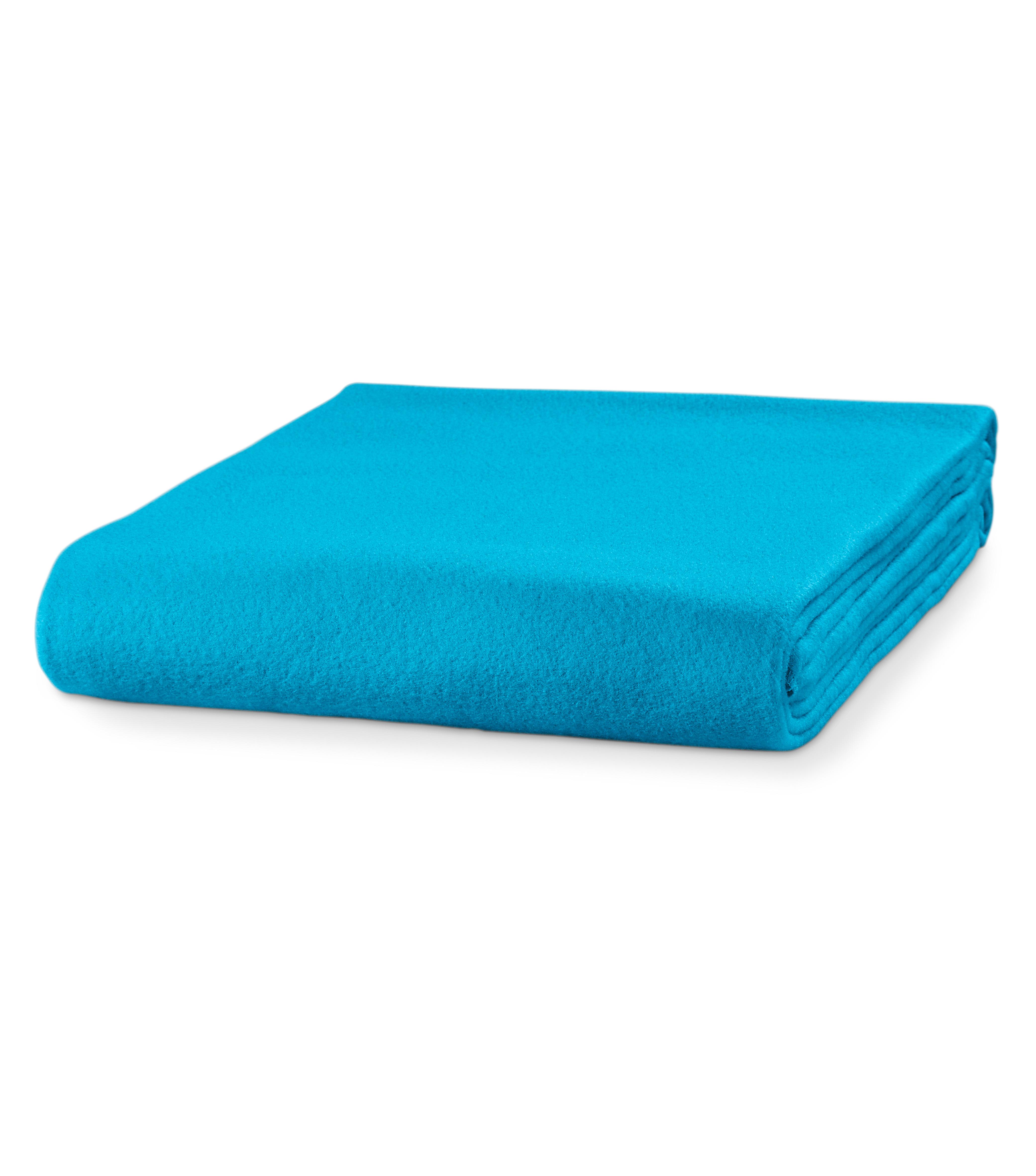 Fleecová deka unisex Blanky Barva: tyrkysová, Velikost: uni