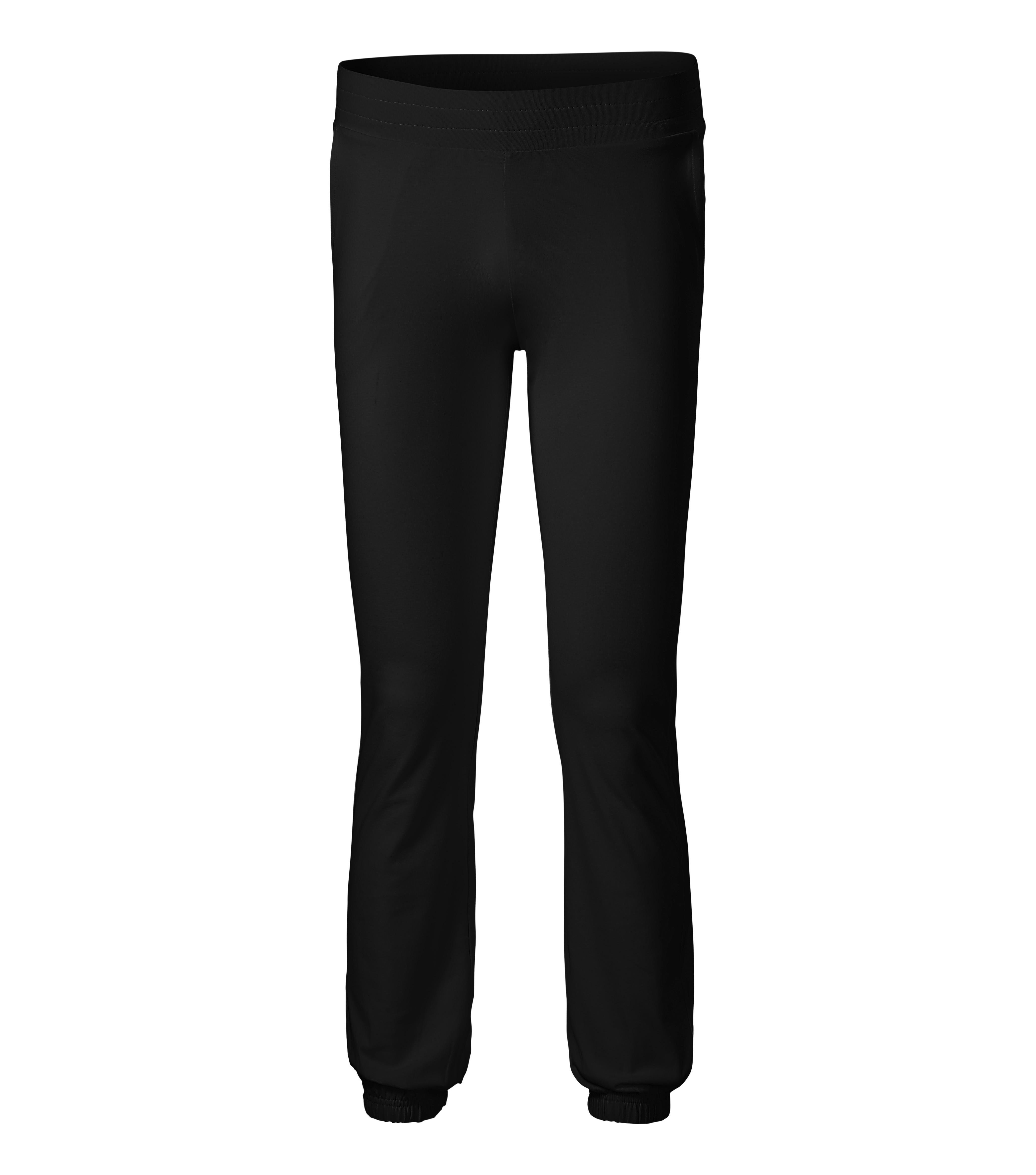 Tepláky dámské Leisure Barva  černá 6cb0c07bd72