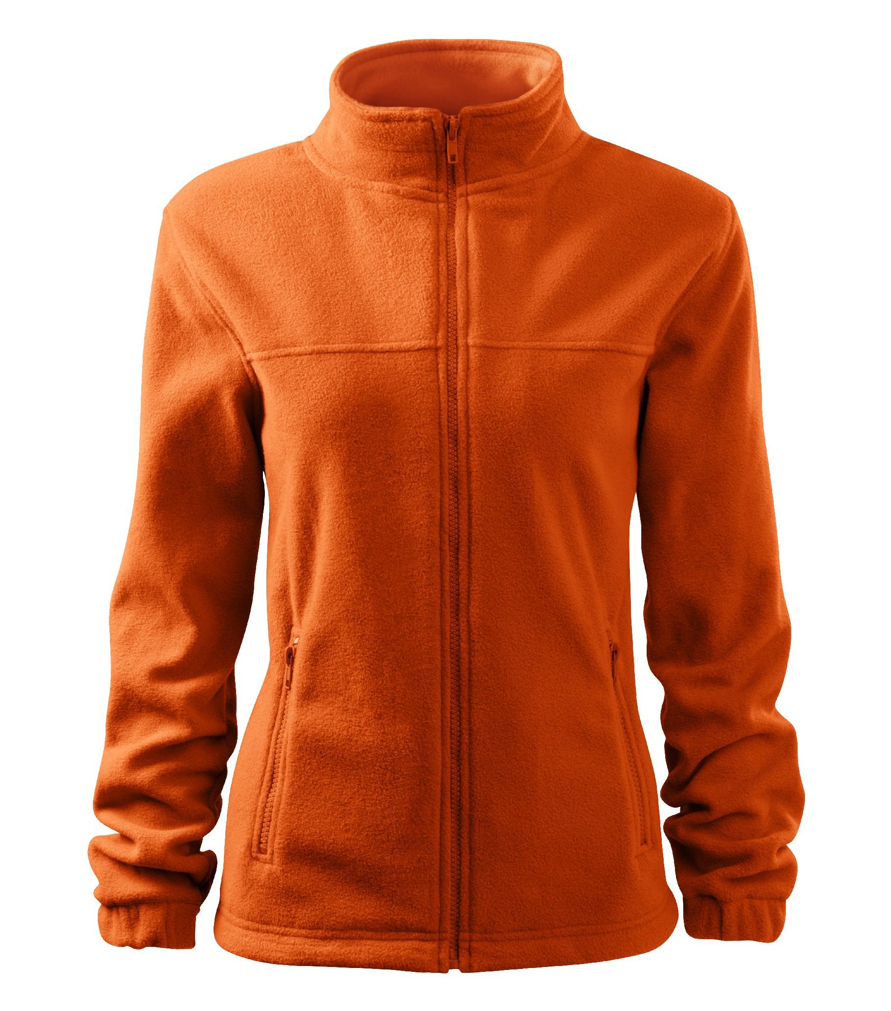 b27f734cd37 Adler fleecová Jacket Oranžová levně