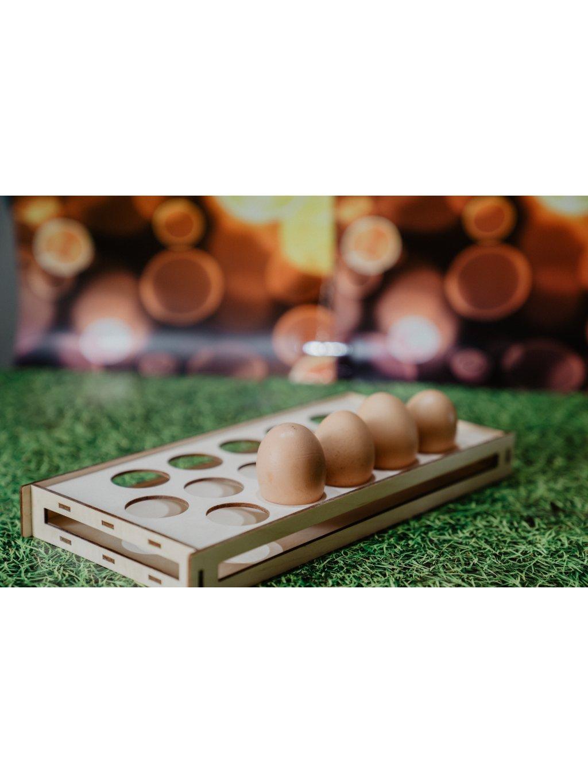 Stojan na 16ks vajíčok