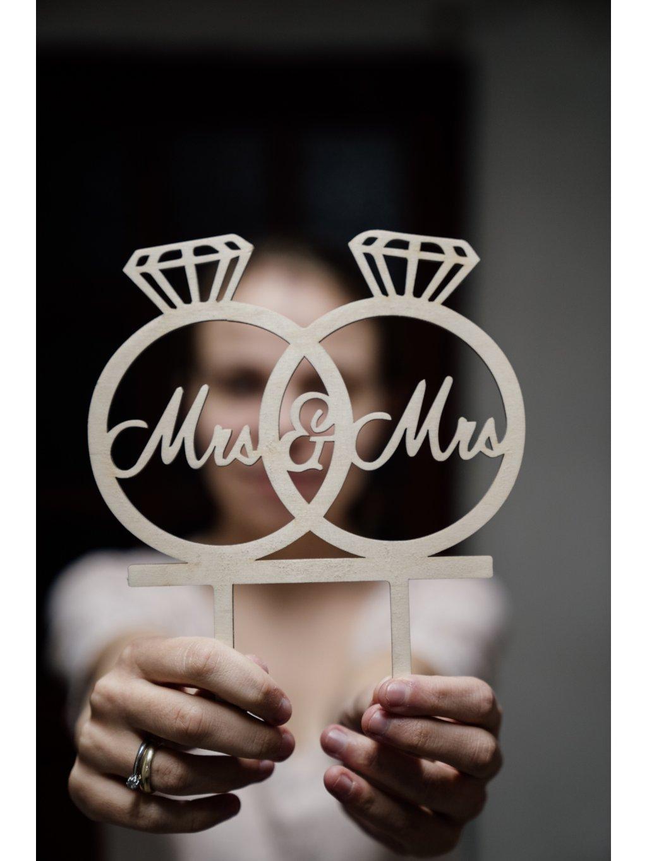 Zápich Mr&Mrs 2