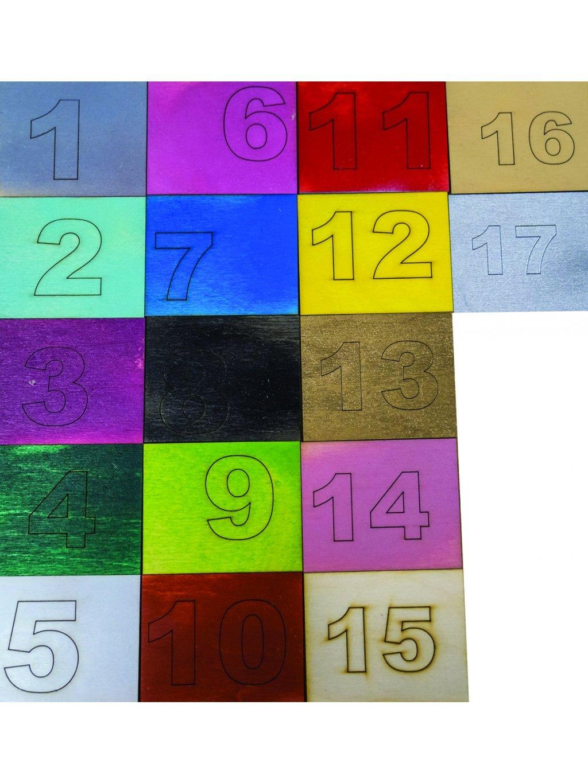 Zápich Mr&Mrs 3