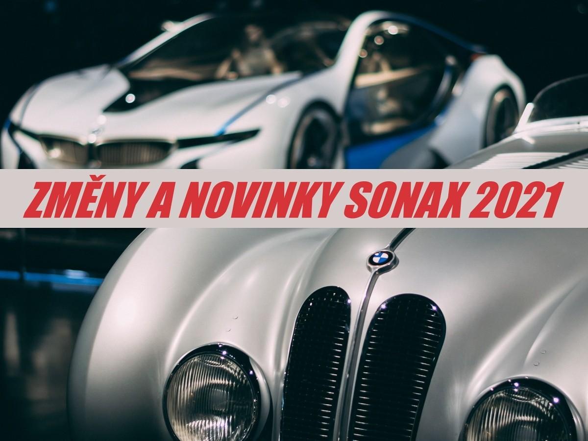 Nové produkty a nové obaly výrobků SONAX v sezóně 2021