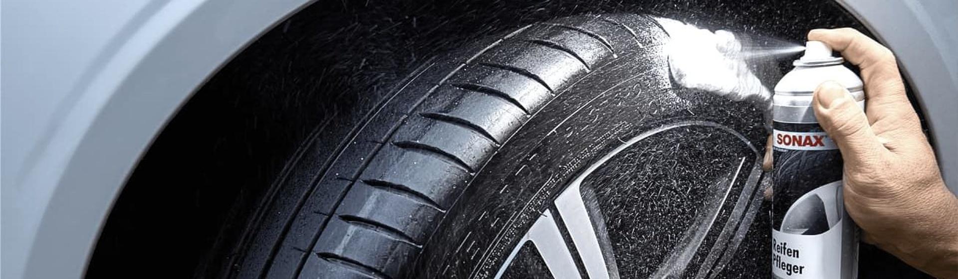 Čištění disků<br>a pneumatik