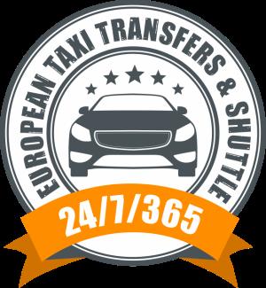 24/7/365 Dálkové taxi a přeprava
