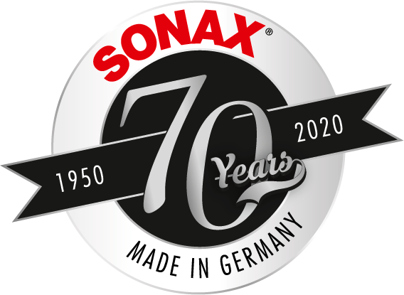 SONAX_70years_Logo