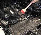 Detailní mytí motoru