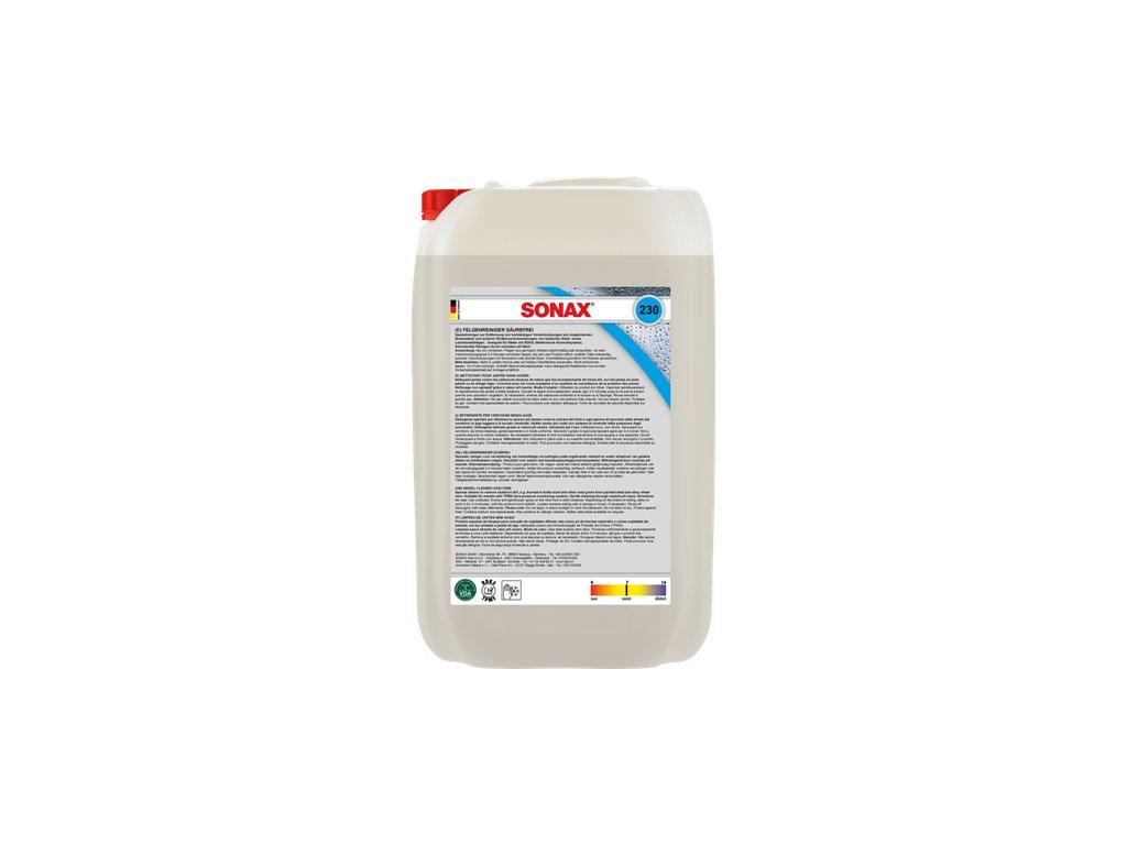 SONAX XTREME Čistič disků - 25 l