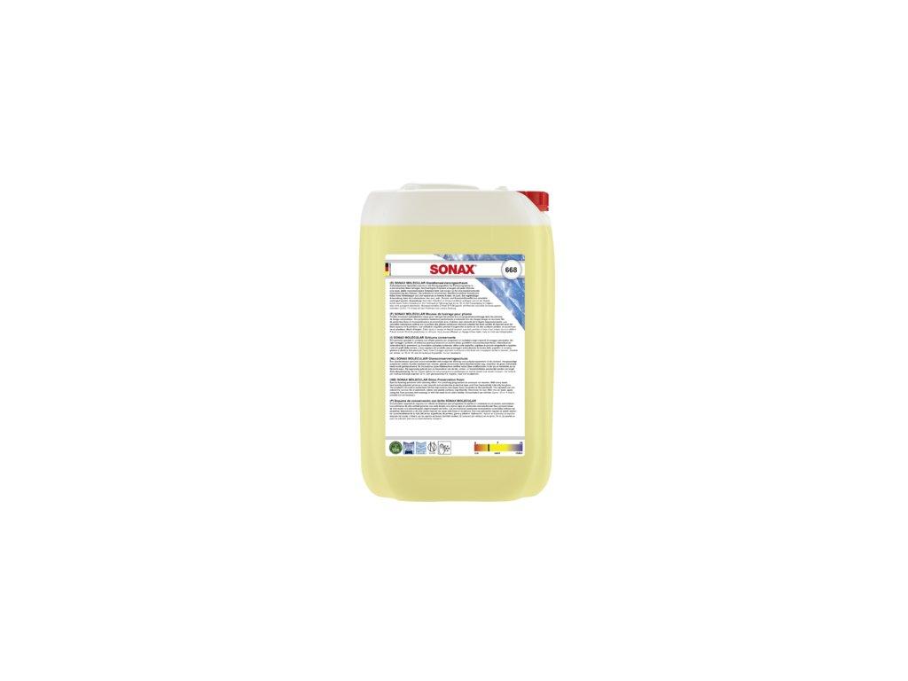 SONAX MOLECULAR Leštící a konzervační pěna - 25 l