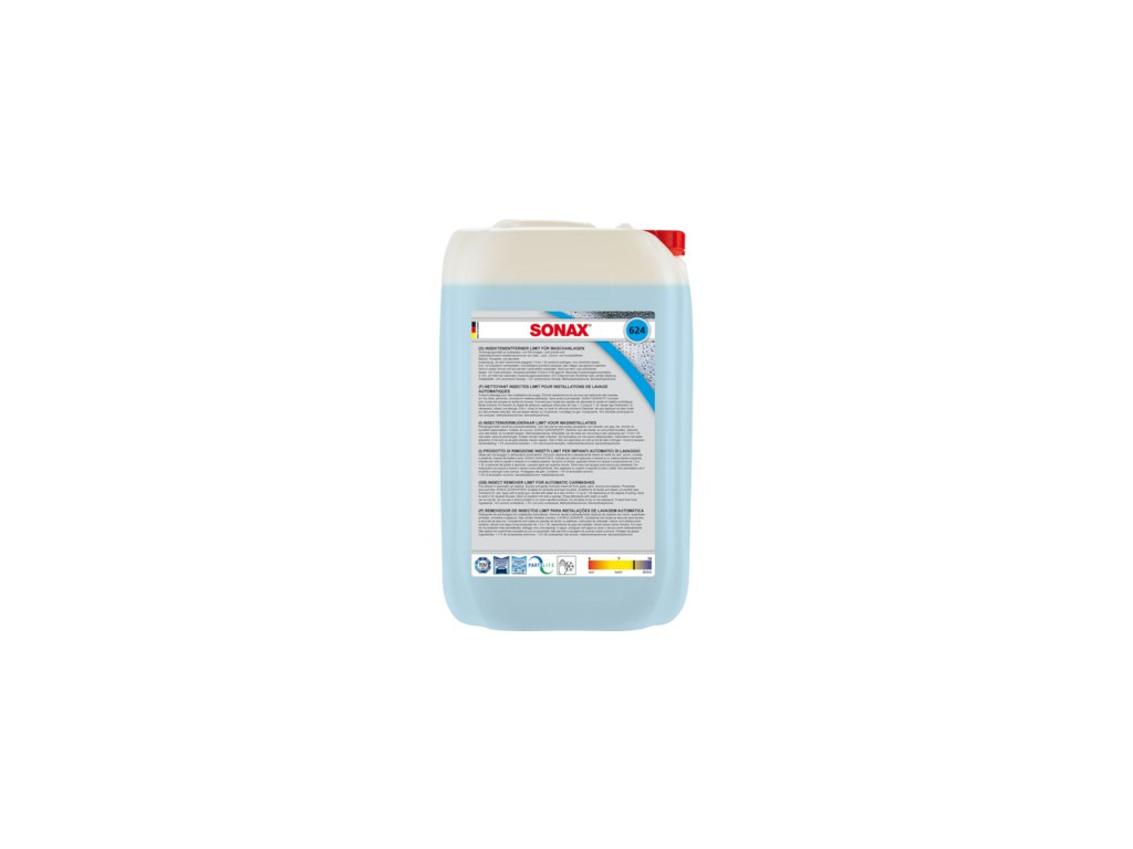 SONAX Odstraňovač zbytků hmyzu pro mycí zařízení